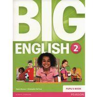 Książki do nauki języka, Big English 2. Podręcznik (opr. miękka)