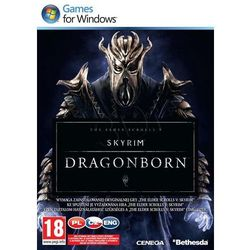 The Elder Scrolls 5 Skyrim Dragonborn (PC)