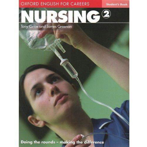 Książki do nauki języka, Oxford English for Careers: Nursing 2 Student's Book (podręcznik) (opr. miękka)