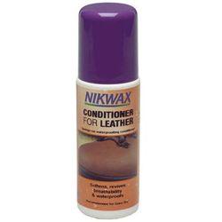 Odżywka do skóry NIKWAX Conditioner for Leather 125ml z gąbką bezbarwna