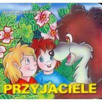 Książki dla dzieci, Przyjaciele (opr. kartonowa)