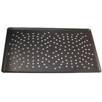 Blachy do pieczenia gastronomiczne, Aluminiowa, perforowana blacha Choc non-stick | 53x32,5cm