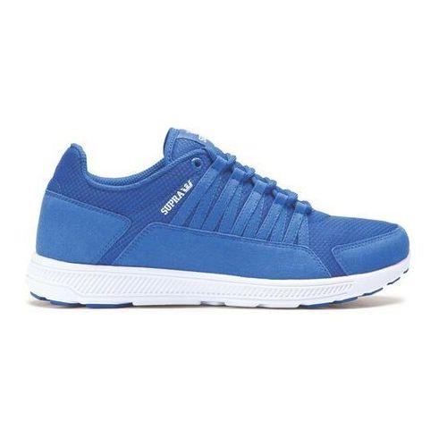 Męskie obuwie sportowe, buty SUPRA - Owen Royal-White (ROY) rozmiar: 38.5