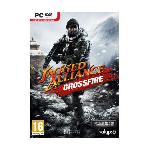 Gry PC, Jagged Alliance Crossfire (PC)