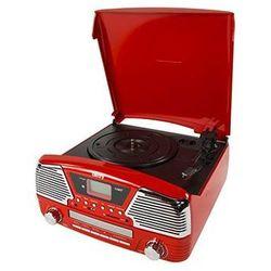 Gramofon Camry Cr 1134 CD MP3 Usb Sd Aux Zgrywanie