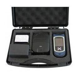 Alkomat Alcovisor® Mark X Plus wraz z bezprzewodową drukarką