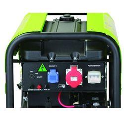 Agregat prądotwórczy Pramac S 5000 /+CONN, Wersja - S 5000 + CONN