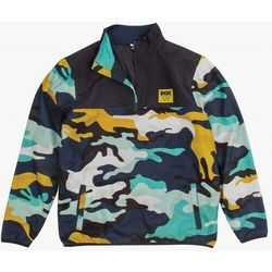bluza DGK - Chill Custom Polar Fleece Multi (MULTI) rozmiar: S
