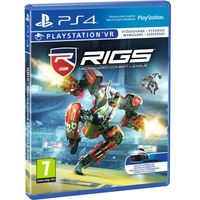 Gry na PlayStation 4, Rigs Mechanized Combat League VR (PS4)