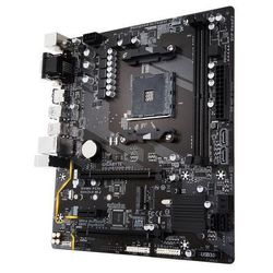 Płyta główna Gigabyte GA-AB350M-HD3, AMD B350, DDR4, SATA3, USB 3.1 gen.2, uATX Darmowy odbiór w 21 miastach!