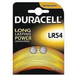 Baterie alkaliczne Duracell LR54 1,5V, 2 szt.