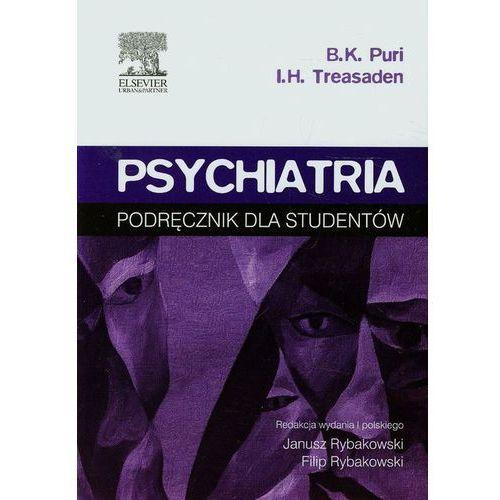 Książki medyczne, Psychiatria Podręcznik dla studentów (opr. broszurowa)