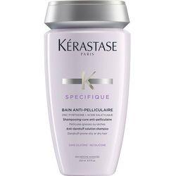 Kerastase - Specifique Bain Anti-Pelliculaire - Kąpiel przeciwłupieżowa dla osób z tłustym lub suchym łupieżem - 250 ml