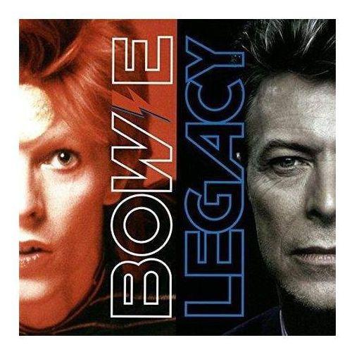 Pozostała muzyka rozrywkowa, LEGACY (THE VERY BEST OF DAVID BOWIE) - David Bowie (Płyta winylowa)