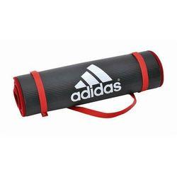 Zwijana mata do ćwiczeń fitness ADMT-12235 Adidas