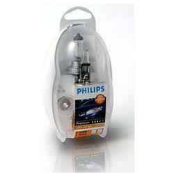 Zestaw żarówek Philips Easy Kit (H1, H7, PY21W, P21W, P21/5W, W5W, bezpiecznik 10A)