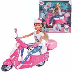 Hello kitty steffi love scooter