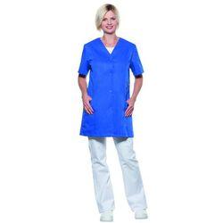 Kitel medyczny damski, rozmiar 38, niebieski | KARLOWSKY, Mara
