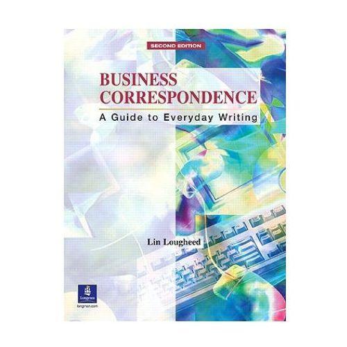 Książki do nauki języka, Business Correspondence