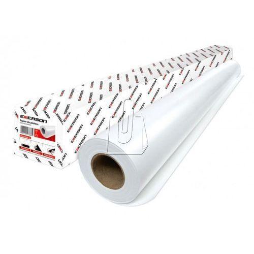 Papiery i folie do drukarek, PAPIER DO PLOTERA 610X50 EMERSON 1 ROL. PAPIER DO PLOTERA 80G [6241]