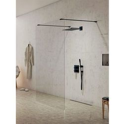 Ścianka prysznicowa 100 cm EXK-0083 New Modus Black New Trendy