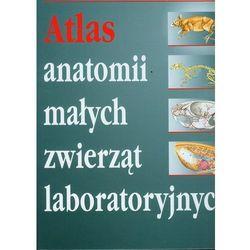 Atlas anatomii małych zwierząt (opr. twarda)