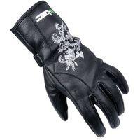 Rękawice motocyklowe, Rękawice motocyklowe damskie W-TEC Natali, Czarny, XL