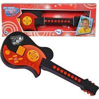 Instrumenty dla dzieci, MMW Gitara elektryczna 43cm