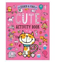 Książki do nauki języka, Search and Find Cute ćwiczenia dla dzieci