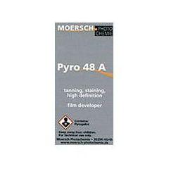 MOERSCH wywoływacz PYRO 48 100+250 ml