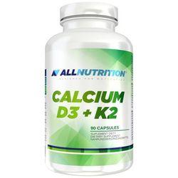 Witaminy ALLNUTRITION Calcium D3 + K2 90 kaps Najlepszy produkt Najlepszy produkt tylko u nas!