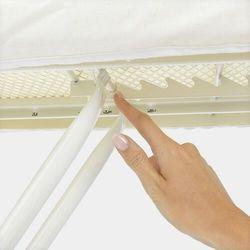 Brabantia Deska do prasowania Titan Oval 135 x 45 cm