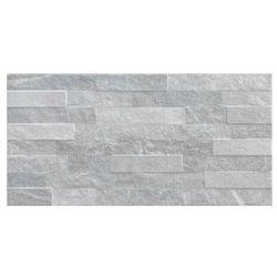 Dekor Slate GoodHome 40 x 80 cm szary 1,13 m2