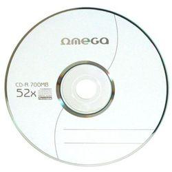 Omega CD-R 700MB 52X KOPERTA1 (56992) Darmowy odbiór w 18 miastach!