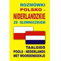 Książki do nauki języka, Rozmówki polsko-niderlandzkie ze słowniczkiem (opr. broszurowa)
