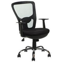Fotele i krzesła biurowe, Fotel ergonomiczny CorpoComfort BX-4032EA Czarny