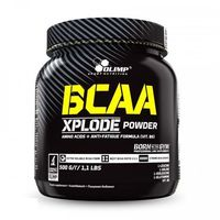 Aminokwasy, Olimp BCAA Xplode powder 500g Cola