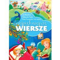 Książki dla dzieci, Najpiękniejsze wiersze dla dzieci polskich klasyków - Praca zbiorowa (opr. twarda)