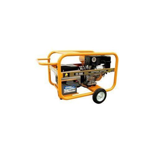 Agregaty, Agregat prądotwórczy jednofazowy Benza ES-8000