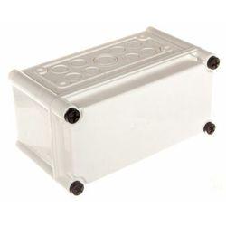 Skrzynka izolacyjna 280x140x151mm IP54 Z-0/0 z P-0 biała 0 39