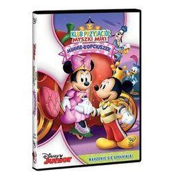 Klub Przyjaciół Myszki Miki. Minnie-Kopciuszek [DVD]