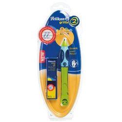 Griffix ołówek L zielony Bl