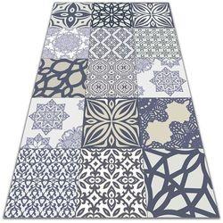 Nowoczesny dywan na balkon wzór Nowoczesny dywan na balkon wzór Etniczny miks