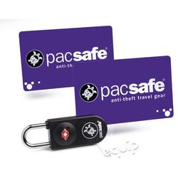Kłódka na kartę Pacsafe ProSafe 750