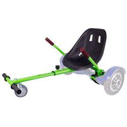 Gokart do deskorolki elektrycznej elektroboardu Windrunner Funcart, Zielony