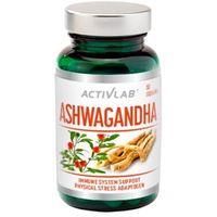 Pozostałe odżywki dla sportowców, ActivLab Ashwagandha 60 kaps