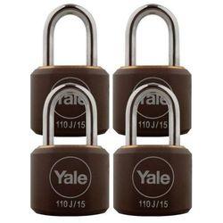 Zestaw kłódek Yale