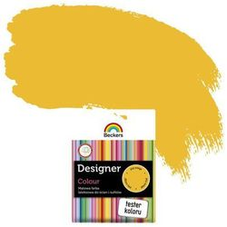 Tester farby DESIGNER COLOUR 50 ml Juicy orange BECKERS
