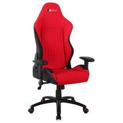 Fotel obrotowy SIGNAL Alpina - czerwony - Fotel gamingowy dla gracza! DOSTAWA GRATIS Styczniowa Promocja!