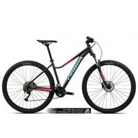 Rowery górskie, Rower MTB ORBEA MX 40 ENT 27,5 2020 fioletowo-różowy